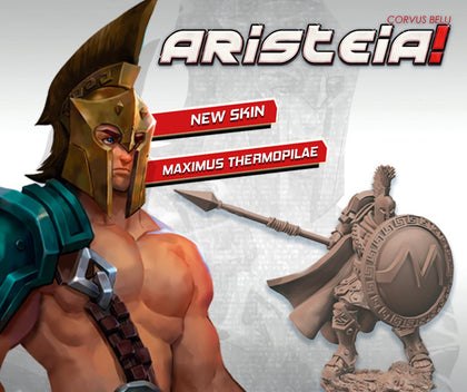 "Aristeia! Maximus ""Thermopylae"" Figure"