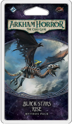 Arkham Horror: The Card Game - Black Star Rise Mythos Pack