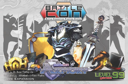 BattleCON: Armory Expansion