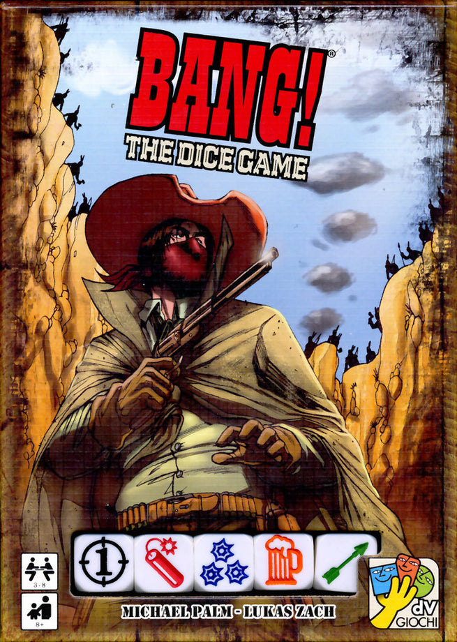Bang!: The Dice Game (Previously Played)