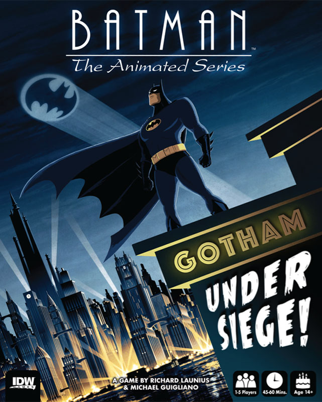 [PRE-ORDER] Batman: The Animated Series – Gotham Under Siege
