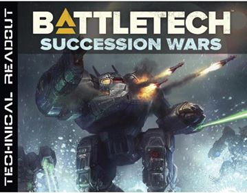 Battletech Succession Wars: Technical Readout