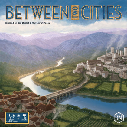Between Two Cities