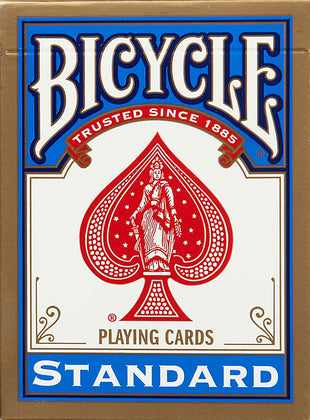 Bicycle Deck Standard Playing/Poker Cards (Various Colours)
