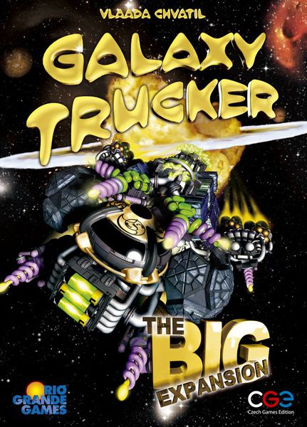 Galaxy Trucker: The Big Expansion (Previously Played)