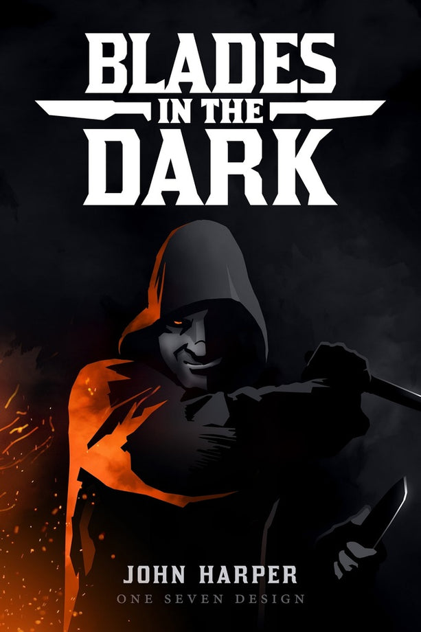 Blades in the Dark (Hardcover)