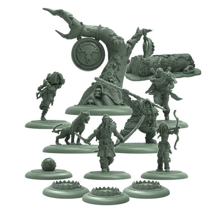 Guild Ball: The Hunter's Guild - Blessed of the Sun Father (Resin)