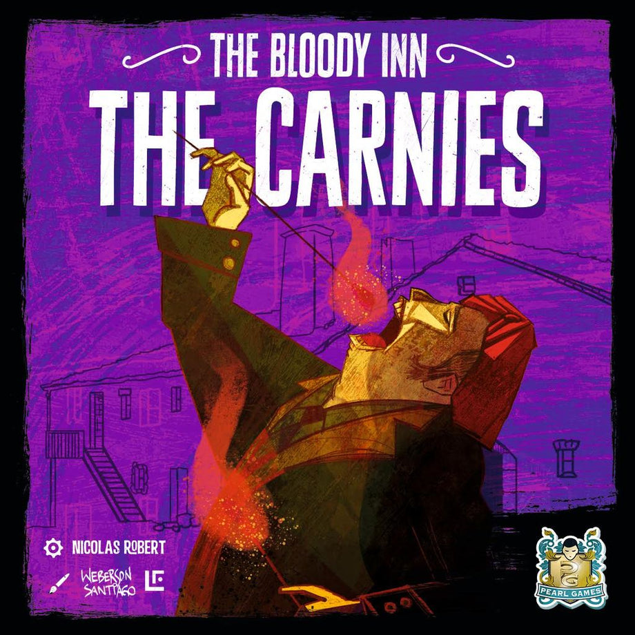 The Bloody Inn: The Carnies Expansion
