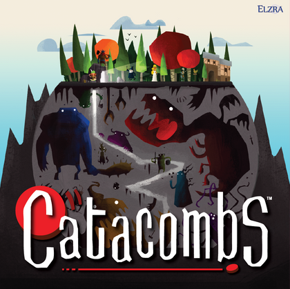 Catacombs - 3rd Edition (Minor Box Damage)