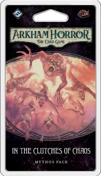 Arkham Horror: The Card Game – In the Clutches of Chaos Mythos Pack