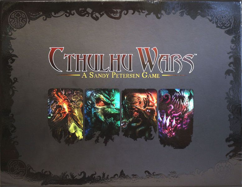 Cthulhu Wars (Minor Box Damage)