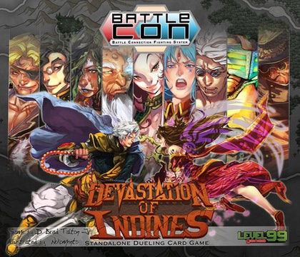 BattleCON: Devastation of Indines (Previously Played)