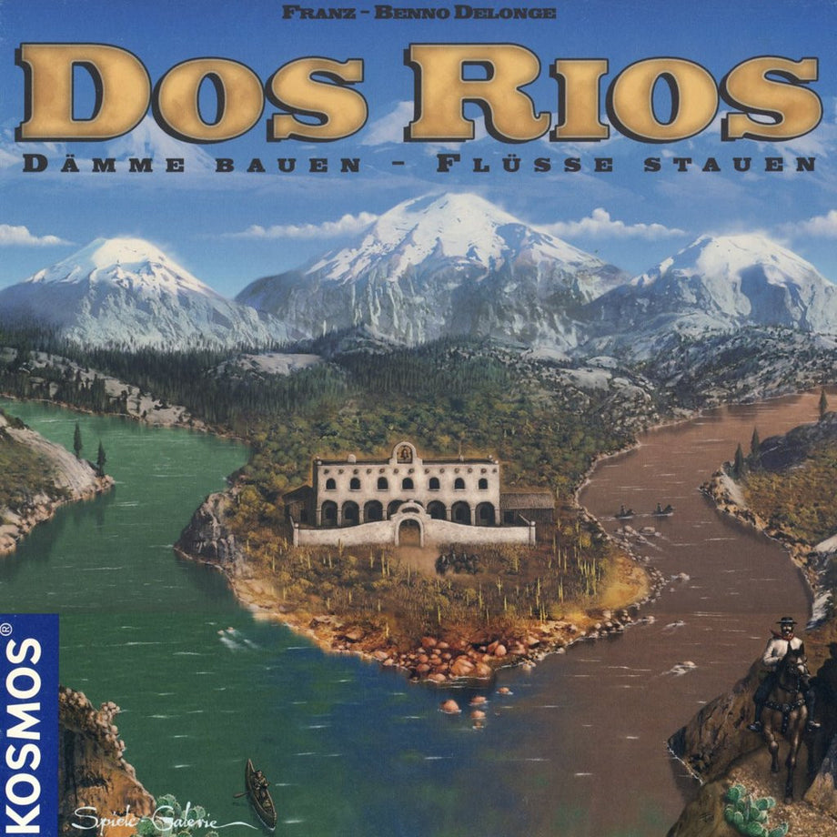Dos Rios - German Edition