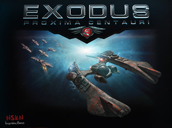 Exodus: Proxima Centauri - 1st Edition (Previously Played)