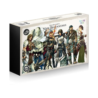 [PRE-ORDER] Guild Ball: The Faithful - New Beginnings