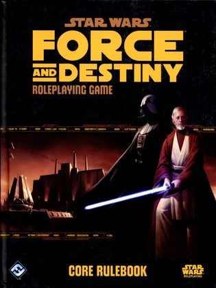 Star Wars: Force and Destiny Core (Hardcover)