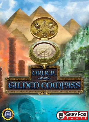 Order of the Gilded Compass (Previously Played)
