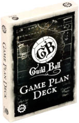Guild Ball: Gameplan Deck