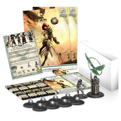 [PRE-ORDER] Guild Ball Launch Pack: Falconer`s Guild