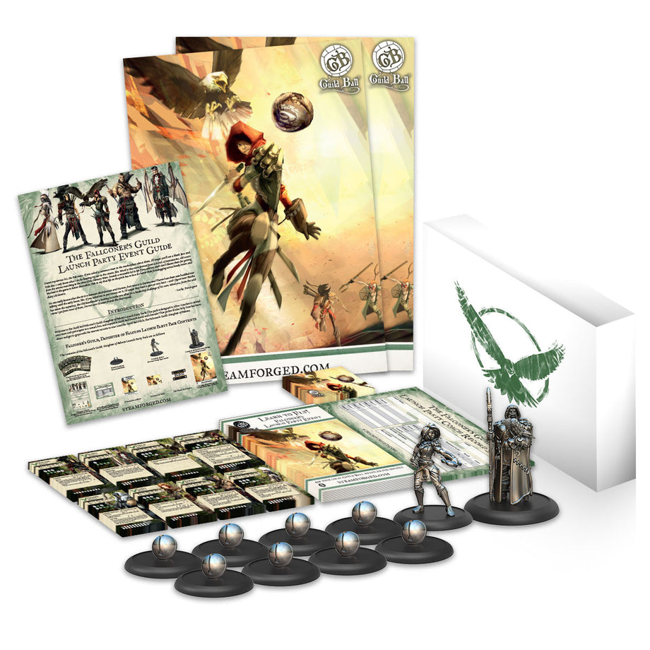 Guild Ball Launch Pack: Falconer`s Guild