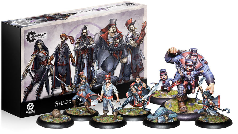 Guild Ball: The Union - Shadow of the Tyrant
