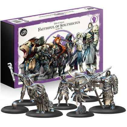 [PRE-ORDER] Guild Ball: The Union - Faithful of Solthecius