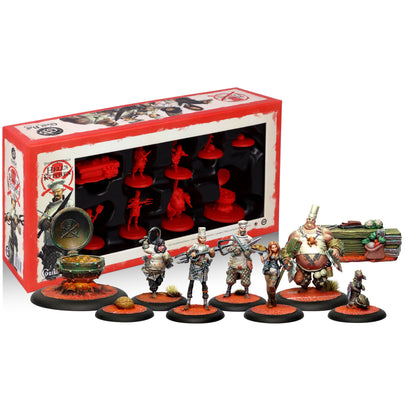 [PRE-ORDER] Guild Ball: Cook's Guild - Hell's Kitchen