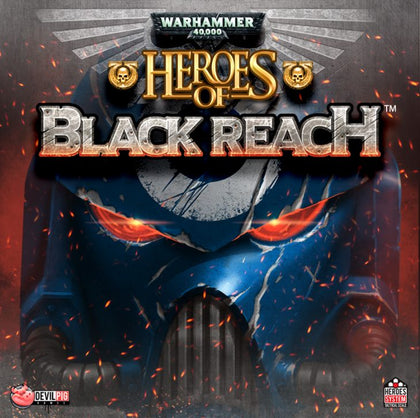 [PRE-ORDER] Warhammer 40k: Heroes of Black Reach