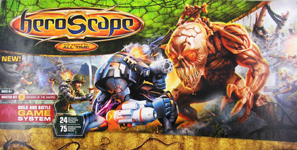 Heroscape Master Set: Swarm of the Marro (Previously Played)
