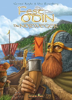 [PRE-ORDER] A Feast for Odin: The Norwegians Expansion
