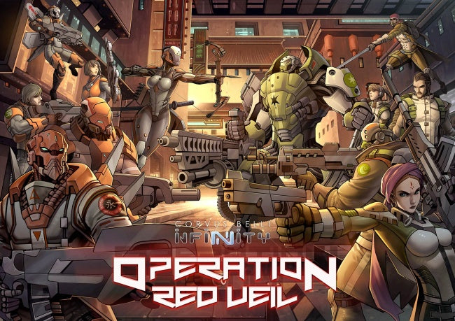 Infinity: Operation Red Veil