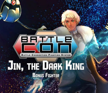 BattleCON: Jin the Dark King Expansion