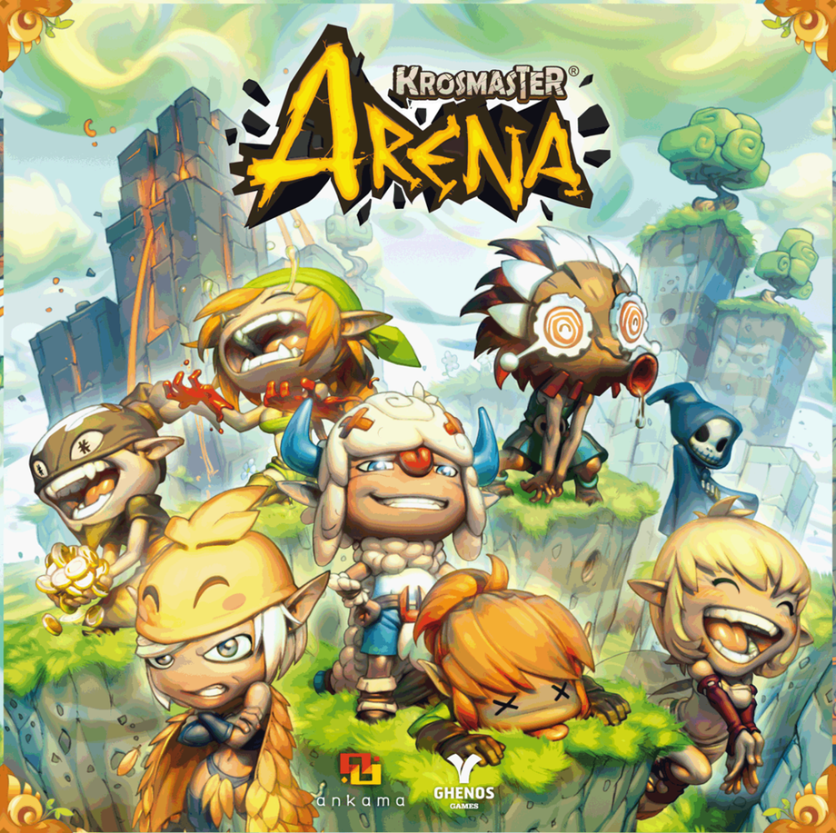 Krosmaster: Arena + Expansions (Previously Played)