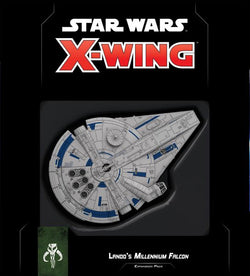 Star Wars: X-Wing 2.0 - Lando's Millennium Falcon Expansion Pack
