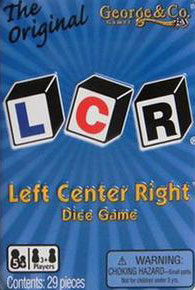 LCR Dice Game (tin)