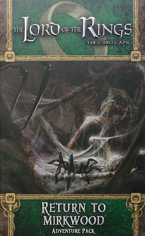 Lord of the Rings: The Card Game - Return To Mirkwood