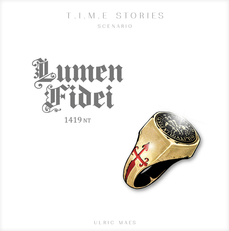 T.I.M.E Stories: Lumen Fidei Expansion