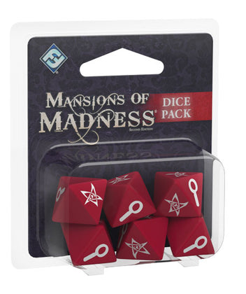 Mansions of Madness - 2nd Edition: Dice Pack