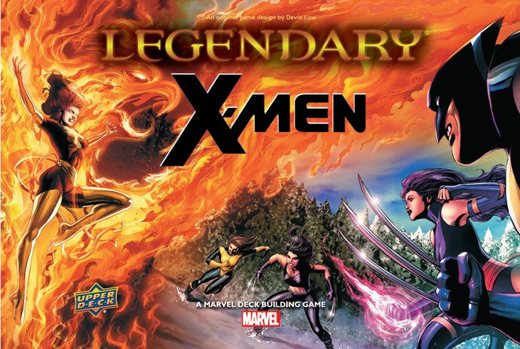 Marvel Legendary: X‑men Expansion