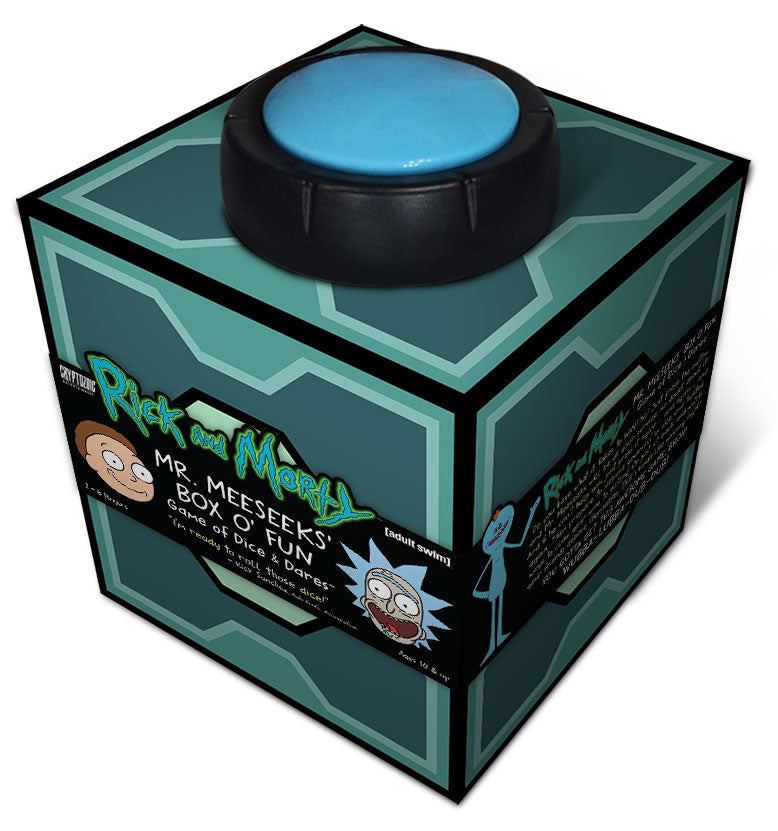 Rick and Morty: Mr. Meeseeks' Box O' Fun