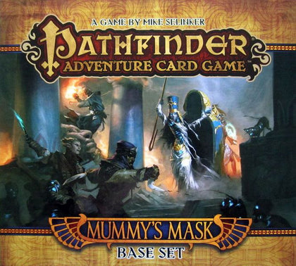 Pathfinder Adventure Card Game: Mummy's Mask Base Set (Previously Played)
