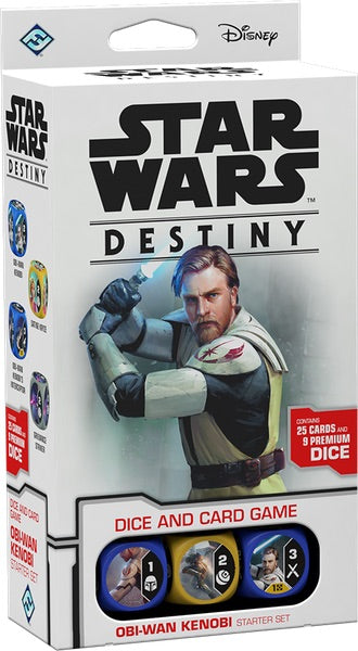 Star Wars: Destiny – Obi-Wan Kenobi Starter Set