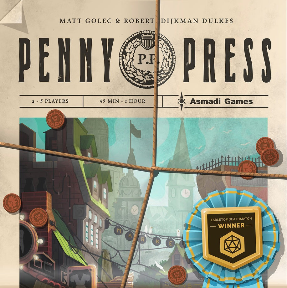 Penny Press (Previously Played)
