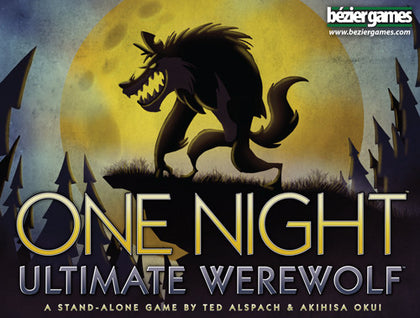 One Night Ultimate Werewolf (Minor Box Damage)