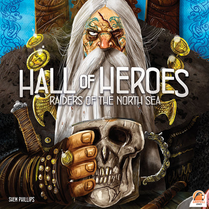 Raiders of the North Sea: Hall of Heroes Expansion