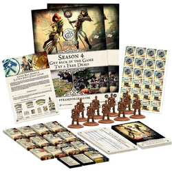 [PRE-ORDER] Guild Ball: Season 4 Launch Pack