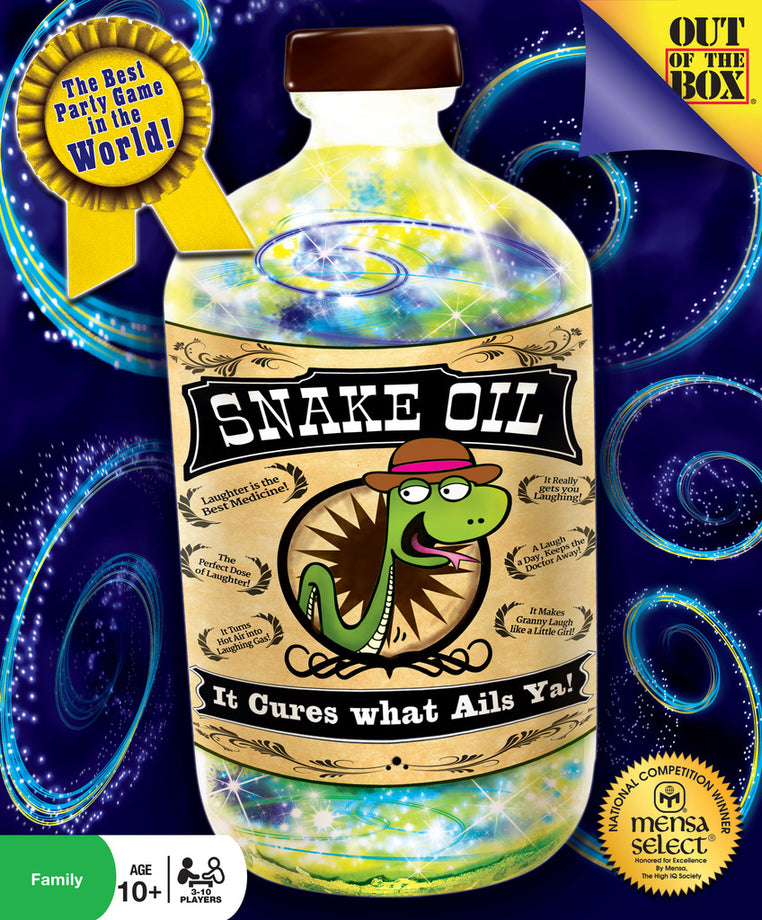 Snake Oil (Previously Played)