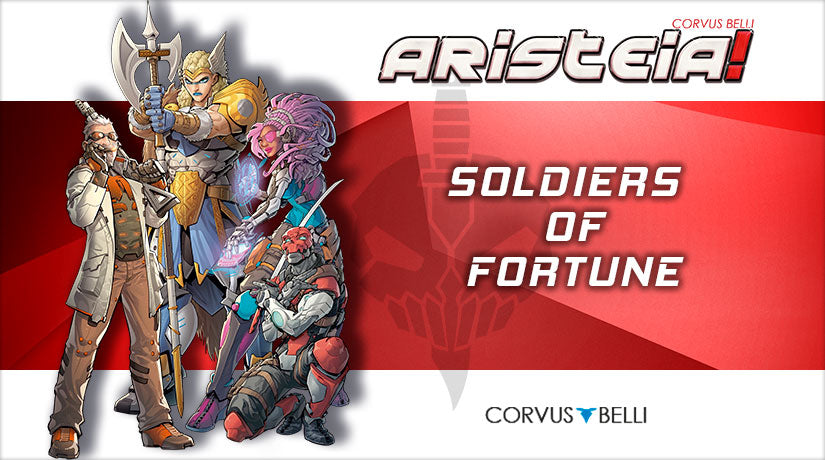 Aristeia! Soldiers of Fortune Expansion