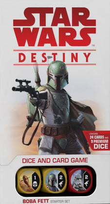 Star Wars: Destiny - Legacies Boba Fett Starter Set