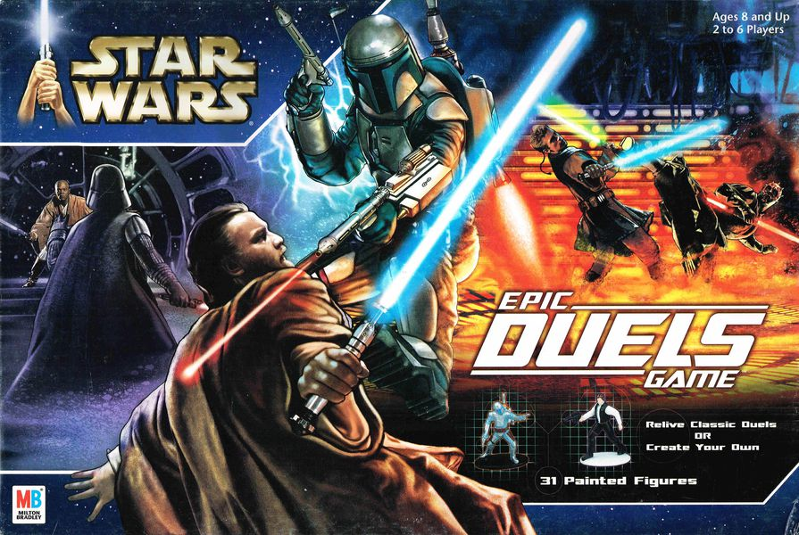 Star Wars: Epic Duels (Previously Played)